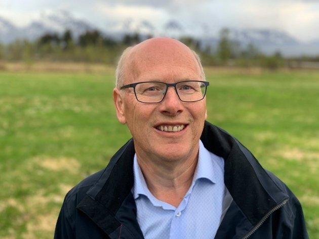 Oddmund Enoksen, SV-politiker, Sortland.