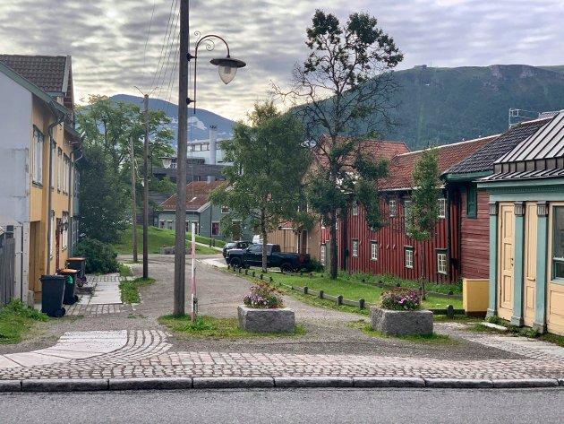 Gamlebyen vil skille seg sterkt ut fra byens øvrige bydeler, ved at området kan tilby en helt annen atmosfære, estetikk og ro, enn noen av de andre bydelene, skriver Hallvard Birkeland.