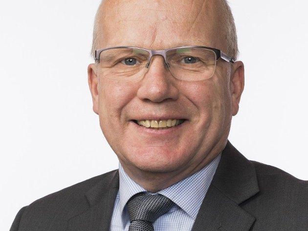 Hårek Elvenes, stortingsrepresentant for Høyre.