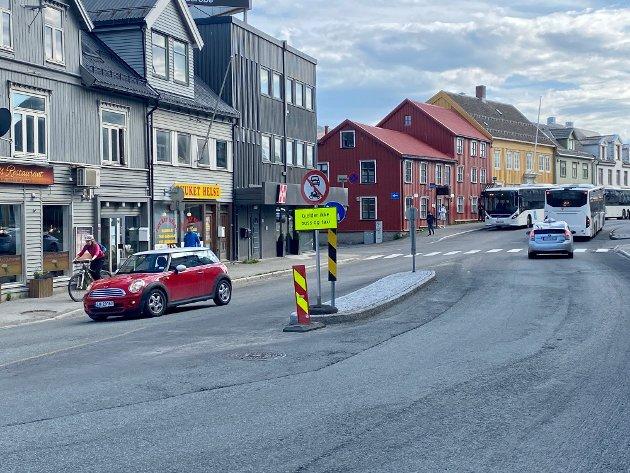 Hvordan er det mulig å framstille ei stenging som medfører betraktelig økt støy, støv og forurensing i større områder i nordbyen som god miljøpolitikk?spør Bjørn Willumsen.