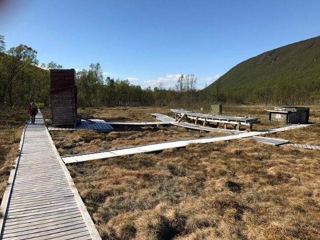 Vi ser frem til en positiv og fremadrettet dialog med andre brukere av Tromsdalen førstkommende mandag, skriver skytebaneansvarlig Kurt Arild Kaspersen i TJFF.