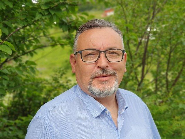 Svein Oddvar Leiros, 1. kandidat Gaisi valgkrets For Senterpartiet, Gáivuotna