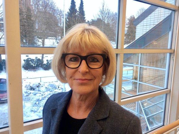 Fortvilende uklokt å nedlegge Frisklivssentralen på Nordstrand, mener Arbeiderpartiets gruppeleder i BU, Asbjørg Javnes Lyngtveit.