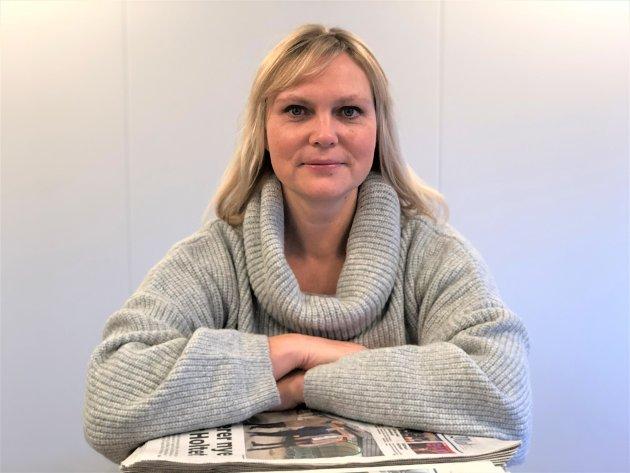Kristin Stoltenberg er redaktør i Nordstrands Blad.