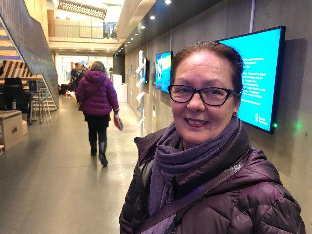 Beate Berger Sørensen: - Jeg skal se ni filmer, og har spesielt forventninger til «I smother» og Per fugelli-filmen.