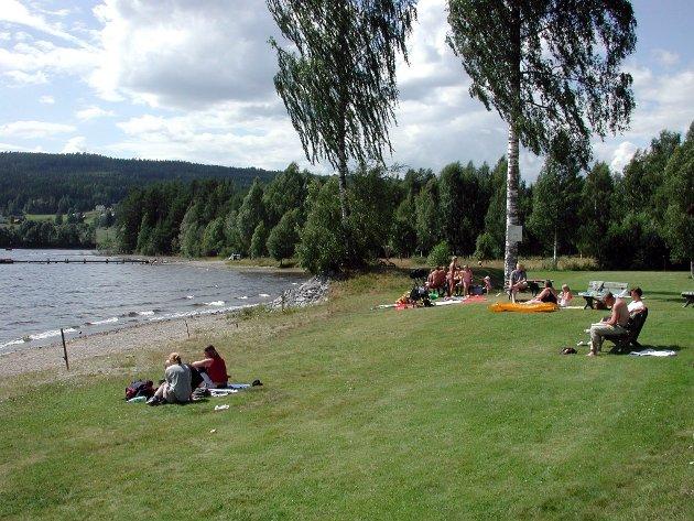 Llustrasjonsfoto: Randsfjorden