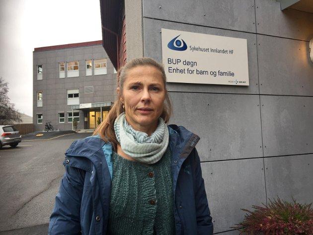 PROVOSERT: – Det er de aller mest sårbare blant oss som nå skal betale prisen for økonomiske innsparinger i Sykehuset Innlandet, skriver Anne Kirsti Ryntveit.