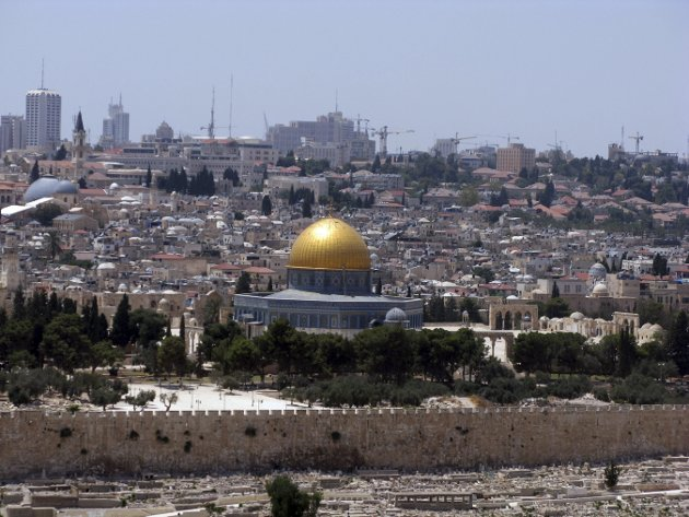 Illustrasjonsfoto: Jerusalem
