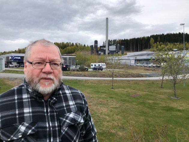 KATEGORISK: Tidligere varaordfører Finn Olav Rolijordet avviser kategorisk at Rødt er for voldsbruk i demonstrasjoner.