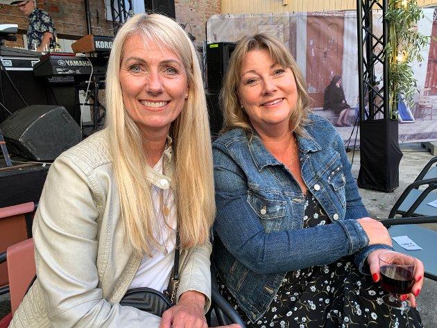 Tone Thorvaldsen og Heidi Dahl Holthe