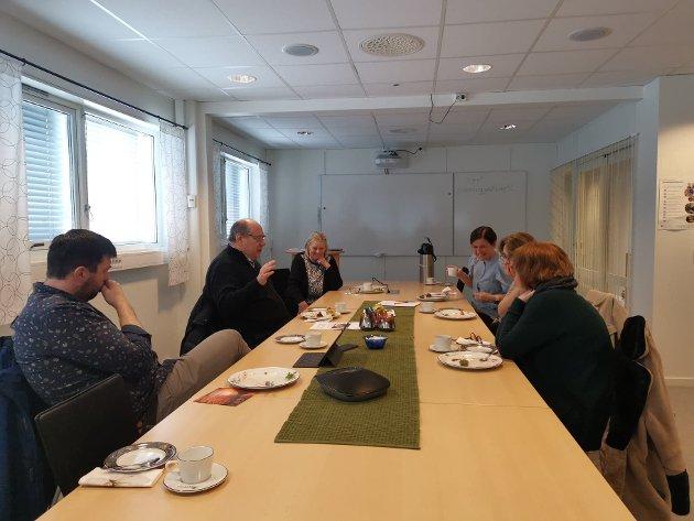 MODELL: Sølve AS i Søndre Land har utviklet sin modell for å møte utfordringer med utenforskap.