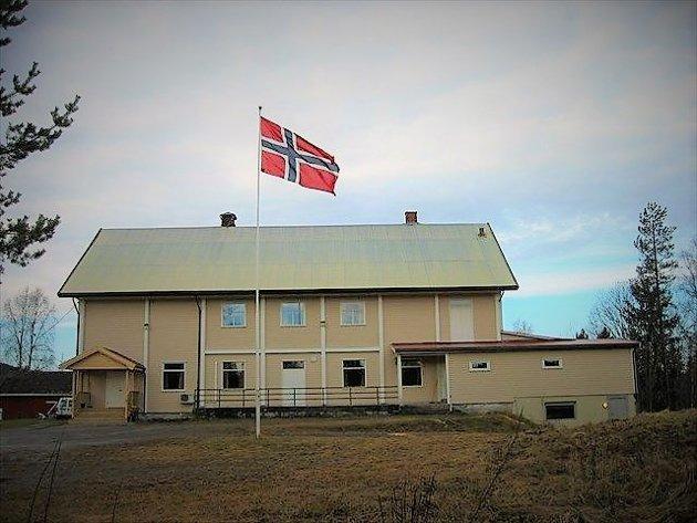 OPPUSSING: – Salen i Håkonshallen er nå godkjent for 300 personer. Det kan bli mange fine fester, konserter og andre arrangementer. Vi gleder oss, skriver Kristin Ringerud.