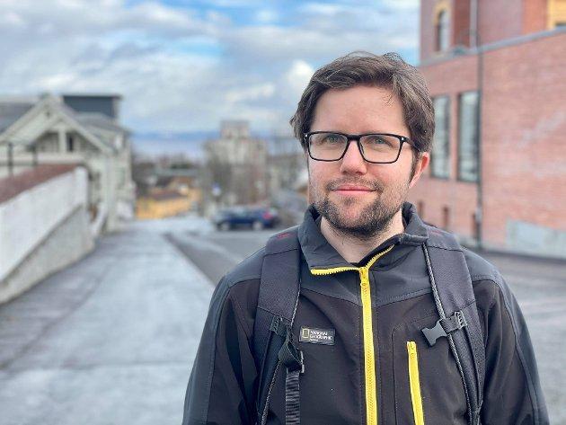 Jon Andre Danielsen, stortingskandidat