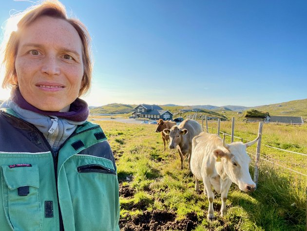 ENIGHET: – Vi skylder norske bønder og norsk matproduksjon å vedta det vi er enige om før vi diskuterer uenighetene, skriver Karina Ødegård (MDG).