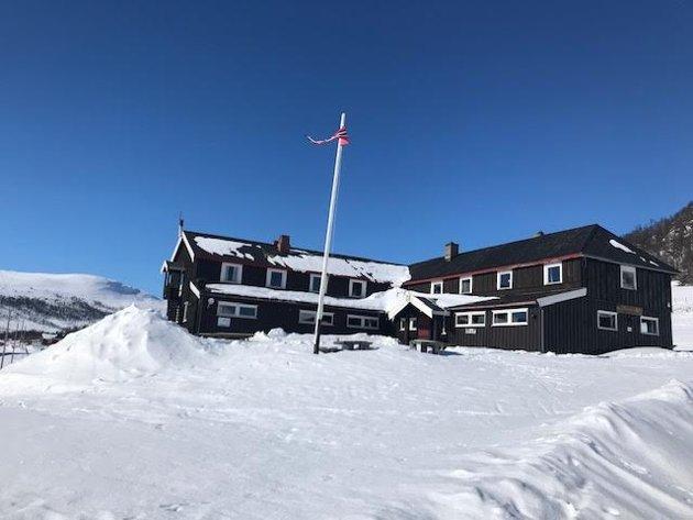 HØYFJELL: Solheimstulen ligger 991 meter over havet.