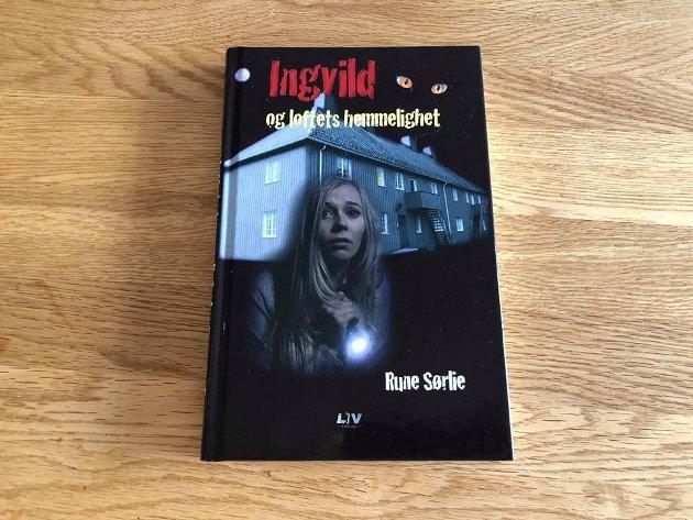 SPENNING: Rune Sørlies spenningsroman, «Ingvild og loftets hemmelighet», vekker nysgjerrighet.