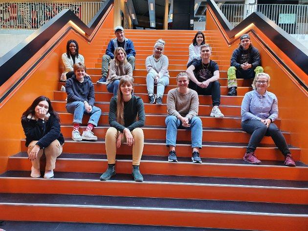 Elevrådsstyret ved Thor Heyerdahl videregående skole