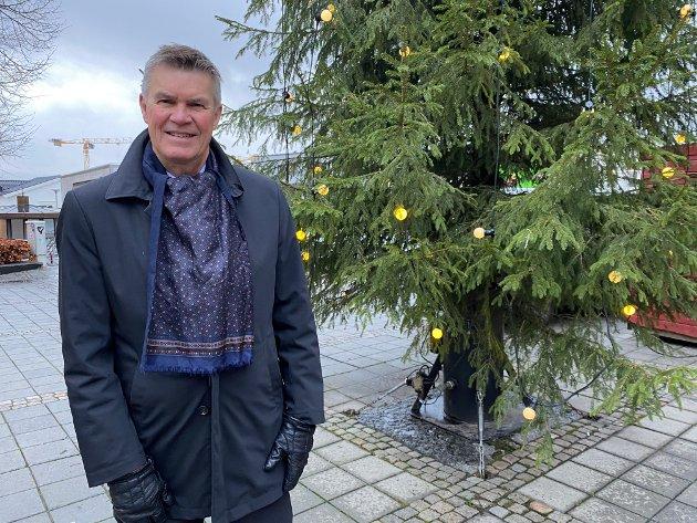 IMPONERT: Ordfører Erik Bringedal skriver at han har fått en enorm respekt for de ansatte i kommunen i 2020.