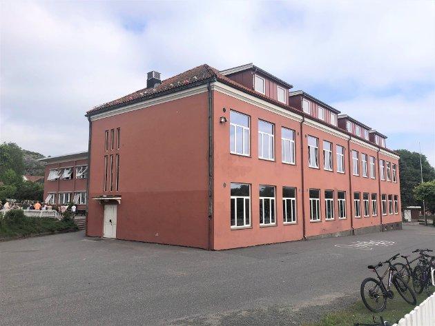 Stavern skole.
