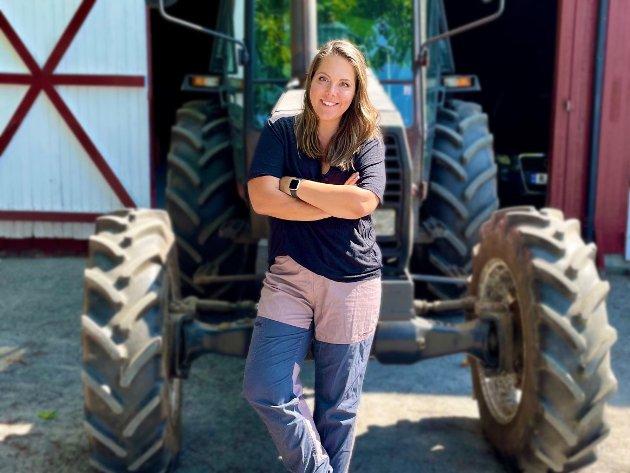 Stortingsrepresentant og bonde fra Brunlanes, Lene Westgaard-Halle