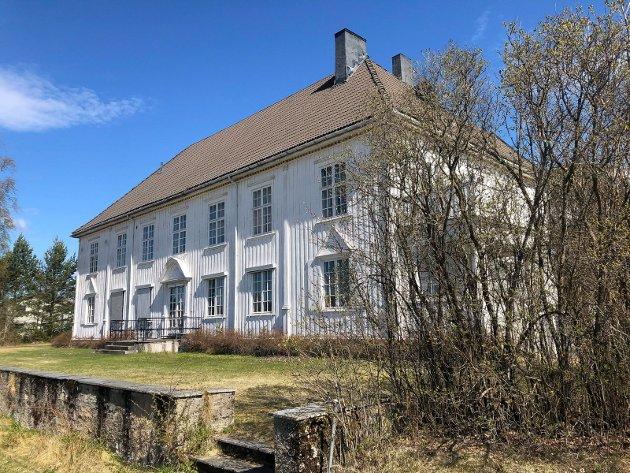 SALGET FORTSETTER: Formannskapet i Elverum slår fast at salget av Generalgården skal gjennomføres uten andre krav enn høyeste bud.