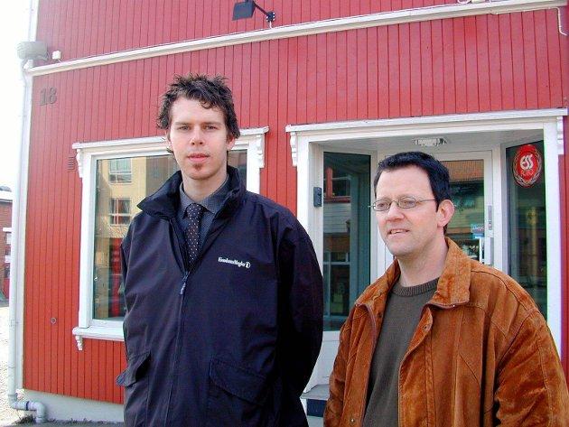 Bengt Kristensen, Eiendomsmegler 1 Jan Rydstrøm, Atlasgruppen