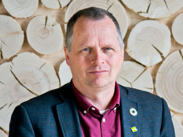 Jon Lurås fylkesleder i Miljøpartiet De Grønne Innlandet
