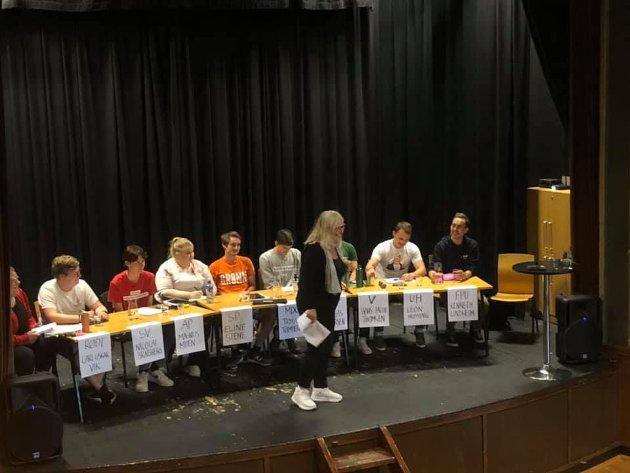 Skoledebatt Rjukan 24 august 2021