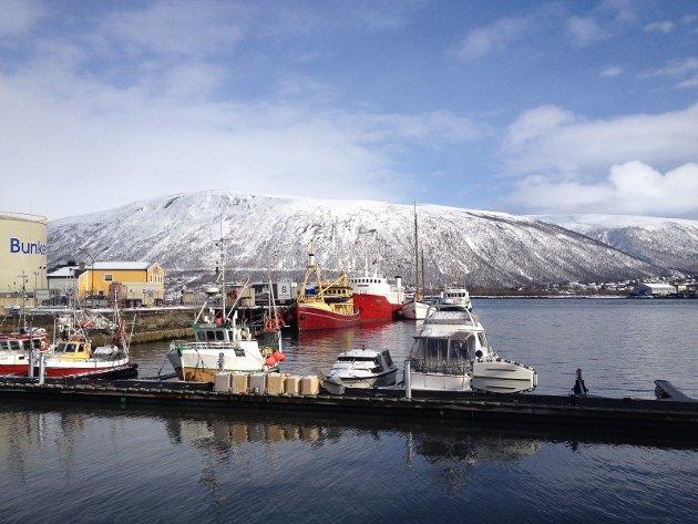Fiksebåter i Tromsø