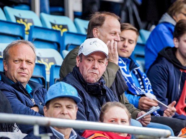 Disse så Sarpsborg 08 slå Molde 1-0. FOTO: Thomas Andersen