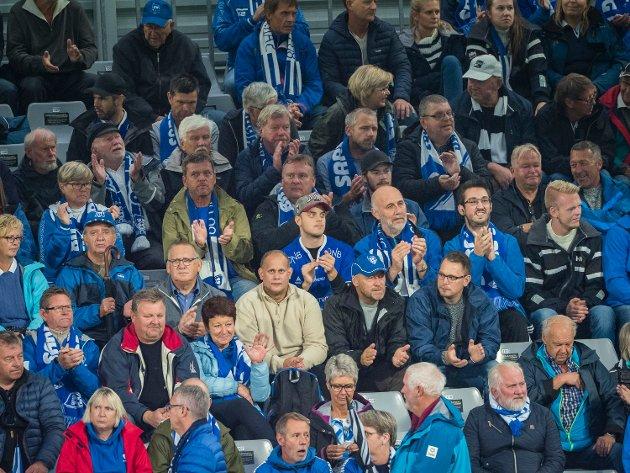 Disse så Sarpsborg 08 mot Odd. FOTO: Thomas Andersen
