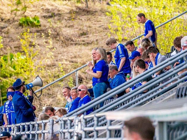 Disse så HamKam slå ut Sarpsborg 08 av cupen. Foto: Thomas Andersen