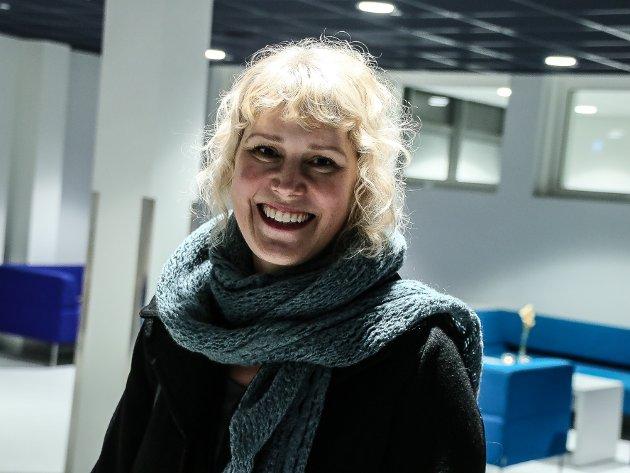 Charlotte Bråten gledet seg til fransk aften.