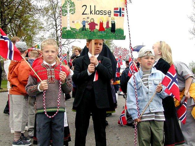 17. mai  ved Trømborg skole