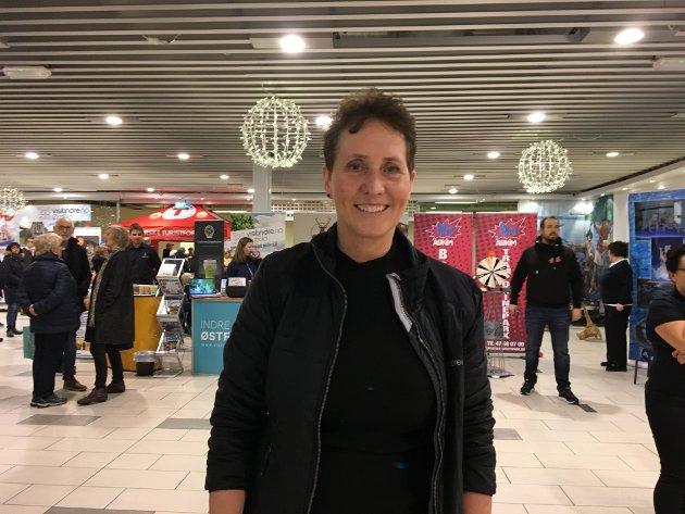 REISELIVSKOORDINATOR: Grete Flæsen Elgetun sier det er viktig å vise lokalbefolkningen hva Indre Østfold har å tilby.