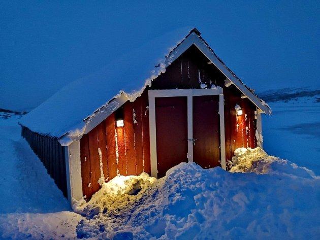 HØGT TIL FJELLS: Blåtime og Luciafeiring til fjells. 13.12.20 på Nystuen.