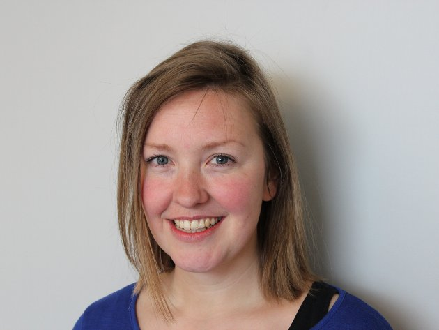 KLIMA: Marta Jansen, klimaforskar ved Vestlandsforsking og bonde på Borgund.