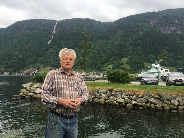 Dagfinn Otterskred til ikkje bli med inn att i Sogn og Fjordane.