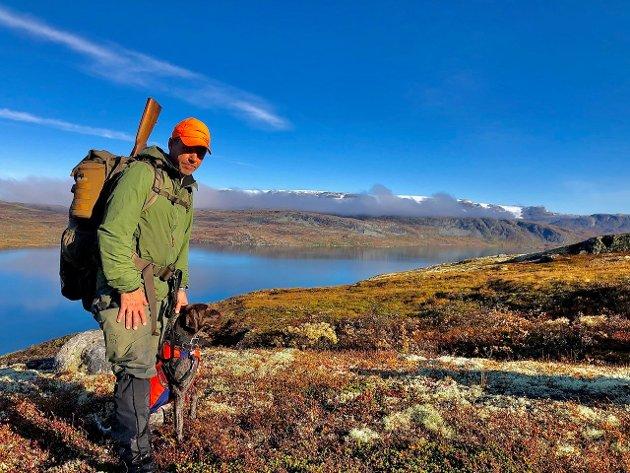 DET VIKTIGE:  Når man får en kreft-diagnose, så må man vurdere hva som betyr mest i livet. For meg er det å være sammen med familien. Jeg har mange hobbyer som jeg har glede av, og jeg er blitt mer opptatt av sunt kosthold, mosjon og hvile, sier Magnus Valkner fra Askøy.