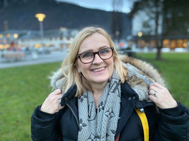Rita Navasete, Sogndal Frp.