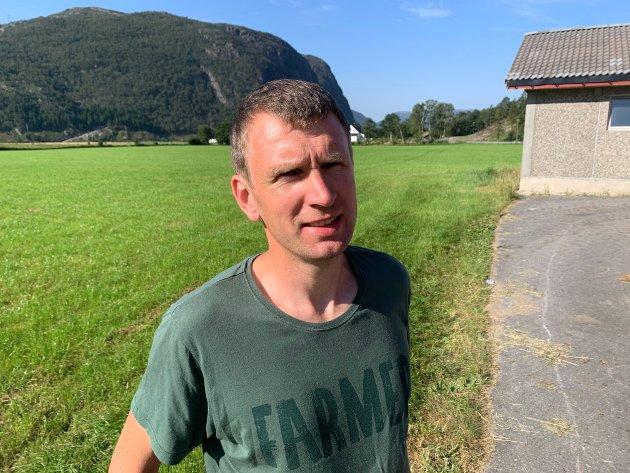 OPPKLARING: Rolf Magne Haukalid i aksjonsgruppa på Forsand har behov for ei oppklaring om samanslåingsvedtaket.