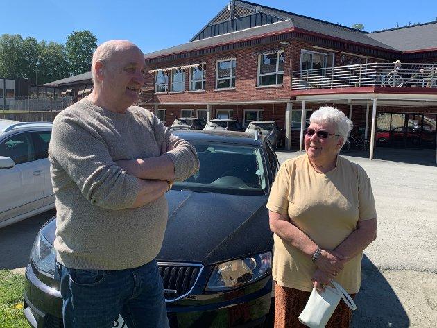 Knut Ralfsen og Karin Talmo i Malm pensjonistlag er et godt eksempel på levende engasjerte lidsjeler som legger ned en stor innsats for å gjøre noe positivt for andre.