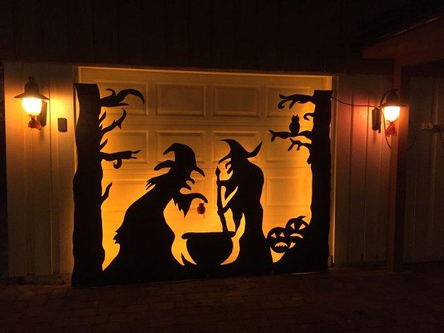 Halloween på Gulset.