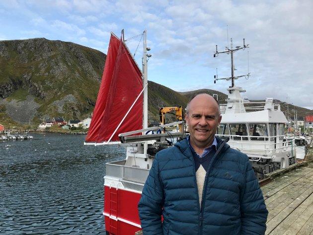 Sjarkfiskeren i Mehamn skal slippe å betale formuesskatt på fartøyet, skriver KrF-politiker Steinar Reiten