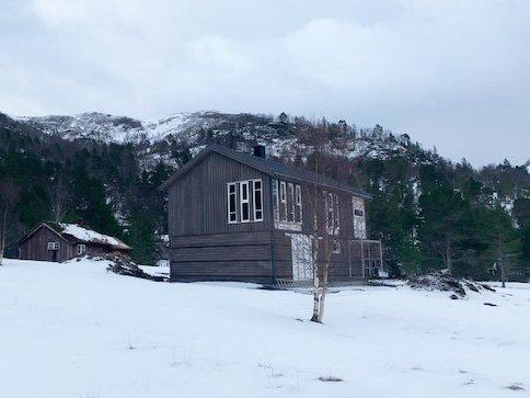 La eieren nå få ta i bruk hytta snarest mulig, skriver Marit Grimstad Muriaas.