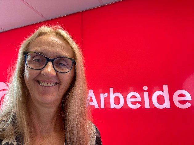 Kari Henriksen, tros- og livssynspolitisk talsperson for Ap