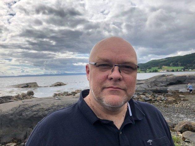 Stig Anders Ohrvik er greuppeleder for Nordmørslista i Kristiansund.