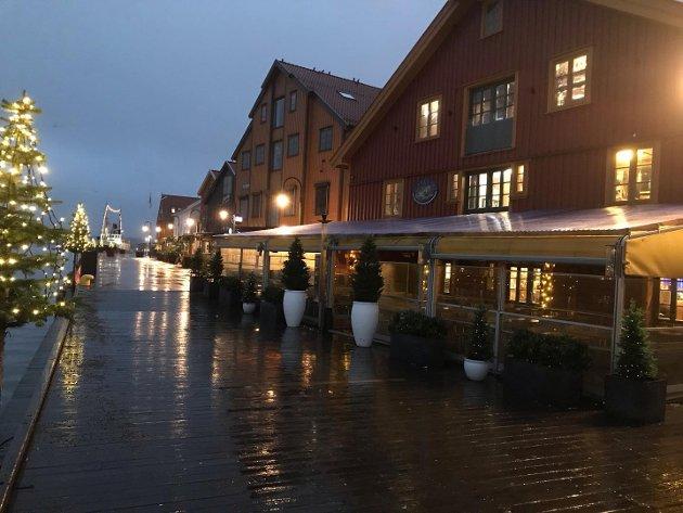 PIONÉR: Havariet var den første restauranten på Brygga, og er fortsatt en av de mest populære.