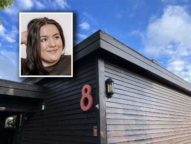 HUSKJØP: Uten planer om å flytte, spontankjøpte Celina (25) drømmehuset.
