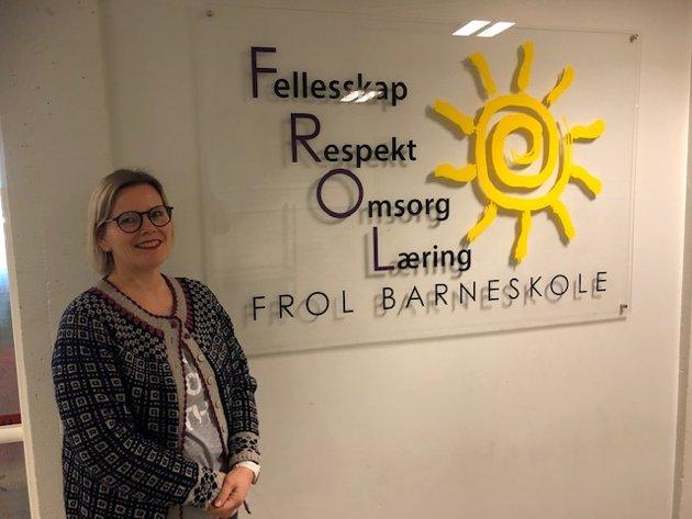 Forholdene er allerede kritiske, så overgangen vil gå fra kritisk til mer kritisk. Er dette et tilbud Levanger kommune kan være kjent ved, spør Utdanningsforbundet ved Frol barneskole.